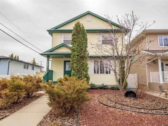 8705 92A Avenue, Edmonton, AB T6C 4G6 (#E4241346) :: Initia Real Estate