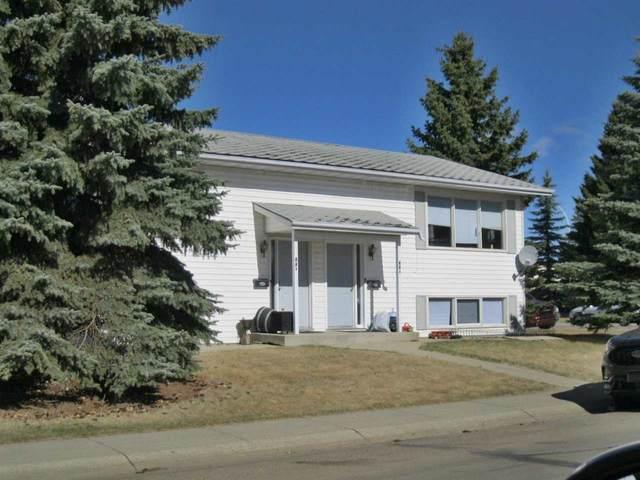 A&B 46 Glenwood Crescent, Stony Plain, AB T7Z 1A5 (#E4241351) :: Initia Real Estate