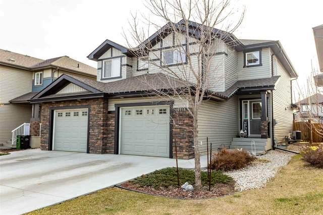 16510 135 Street, Edmonton, AB T6V 0G7 (#E4241356) :: Initia Real Estate