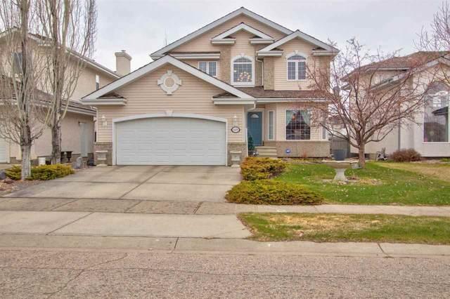 649 Dalhousie Crescent, Edmonton, AB T6M 2T4 (#E4241363) :: Initia Real Estate
