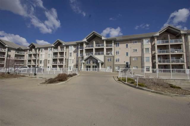 404 612 111 Street NW, Edmonton, AB T5W 1R9 (#E4241364) :: Initia Real Estate