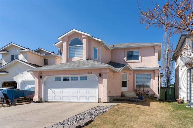 829 Breckenridge Bay, Edmonton, AB T5T 6J8 (#E4241368) :: Initia Real Estate