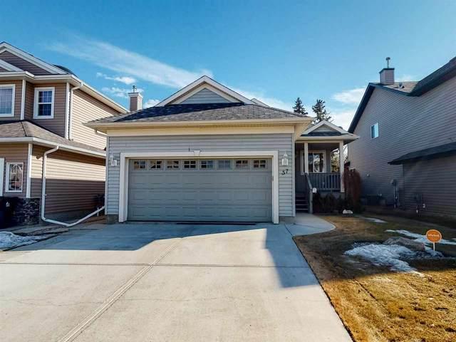 57 Hartwick Gate, Spruce Grove, AB T7X 0A5 (#E4241369) :: Initia Real Estate