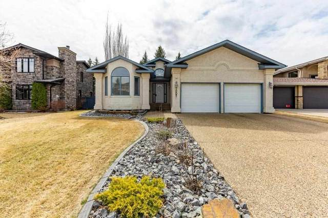1007 Wanyandi Way, Edmonton, AB T6M 2J5 (#E4241375) :: Initia Real Estate