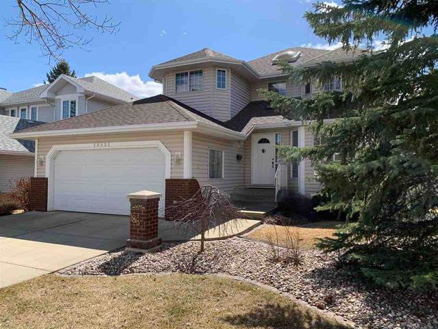 18831 51 Avenue, Edmonton, AB T6M 2K9 (#E4241379) :: Initia Real Estate