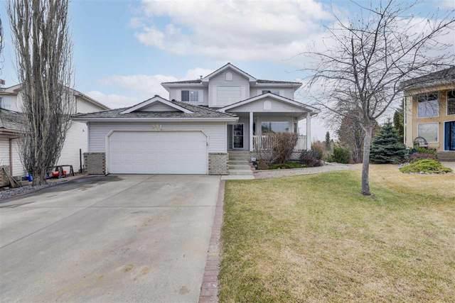 531 Pardee Bay, Edmonton, AB T5T 5Y9 (#E4241382) :: Initia Real Estate