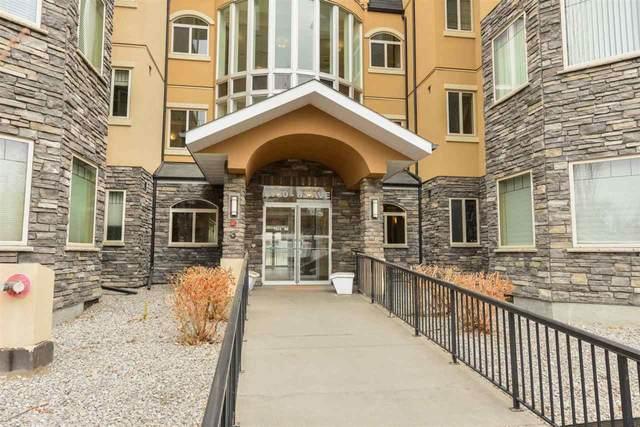 112 8730 82 Avenue, Edmonton, AB T6C 0Z1 (#E4241389) :: Initia Real Estate