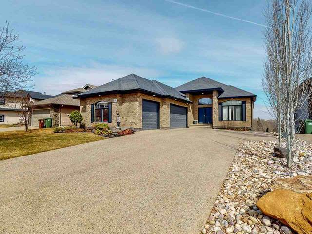 9 Oakhill Place, St. Albert, AB T8N 1C2 (#E4241399) :: Initia Real Estate