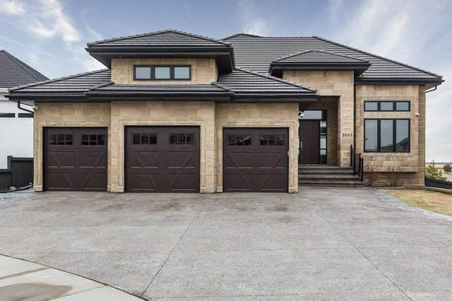 3103 61 Avenue NE, Rural Leduc County, AB T4X 0X4 (#E4241419) :: The Good Real Estate Company