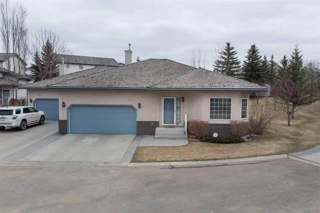 121 215 Blackburn Drive E, Edmonton, AB T6W 1B9 (#E4241420) :: Initia Real Estate