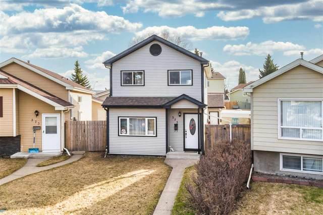 375 Kirkpatrick Crescent, Edmonton, AB T6L 5C9 (#E4241427) :: Initia Real Estate