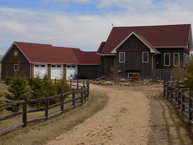 3, 241016 TWP RD 474, Rural Wetaskiwin County, AB T0C 1Z0 (#E4241431) :: Initia Real Estate