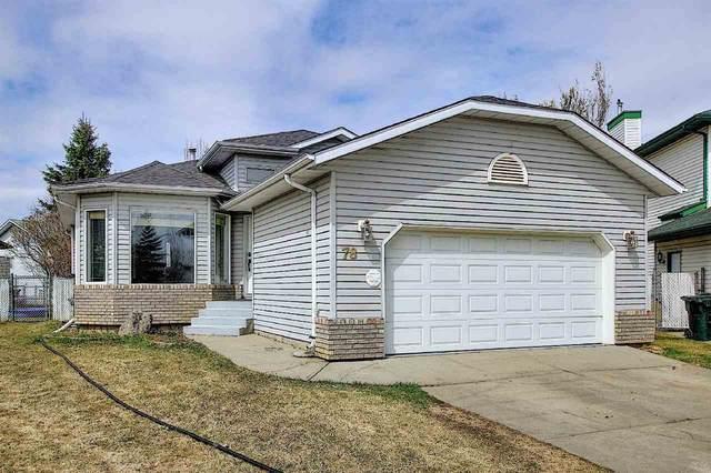 78 Deer Park Boulevard, Spruce Grove, AB T7X 3K2 (#E4241435) :: Initia Real Estate