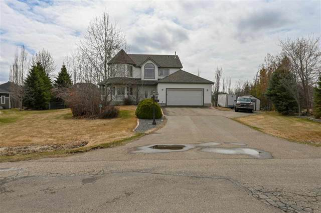 26 26106 TWP RD 532A, Rural Parkland County, AB T7Y 1A3 (#E4241444) :: Initia Real Estate