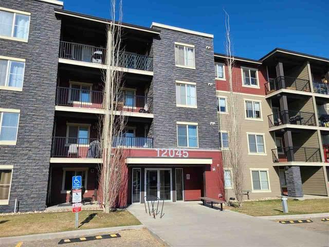 308 12045 22 Avenue, Edmonton, AB T6W 2Y2 (#E4241459) :: Initia Real Estate