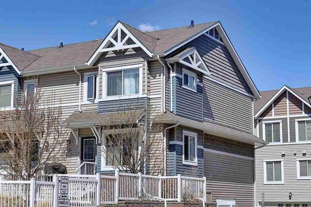 #60 14621 121 Street, Edmonton, AB T5X 0H2 (#E4241463) :: Initia Real Estate