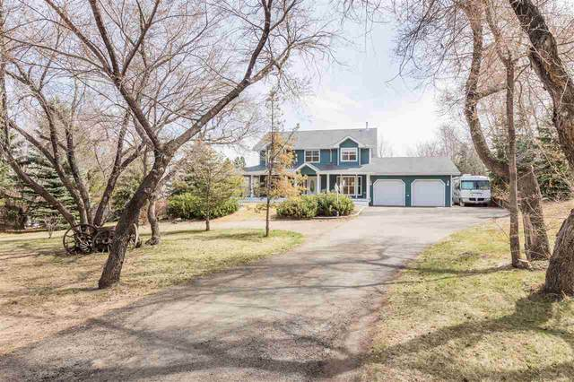 5 26413 TWP RD 510, Rural Parkland County, AB T7Y 1E2 (#E4241477) :: Initia Real Estate