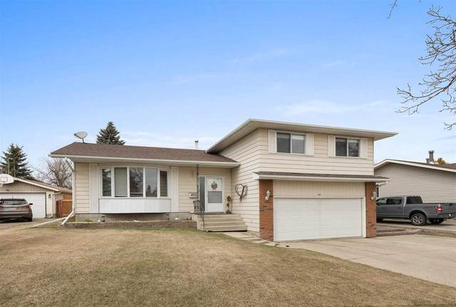 86 Arlington Drive, St. Albert, AB T8N 3A8 (#E4241482) :: Initia Real Estate