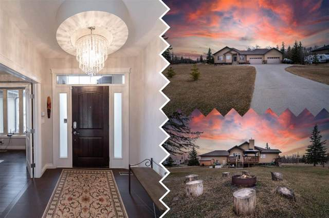 84 53305 Range Road 273, Rural Parkland County, AB T7X 3N3 (#E4241488) :: Initia Real Estate