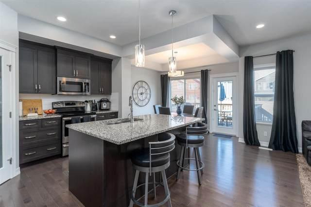 422 Simpkins Link, Leduc, AB T9E 1B3 (#E4241499) :: Initia Real Estate