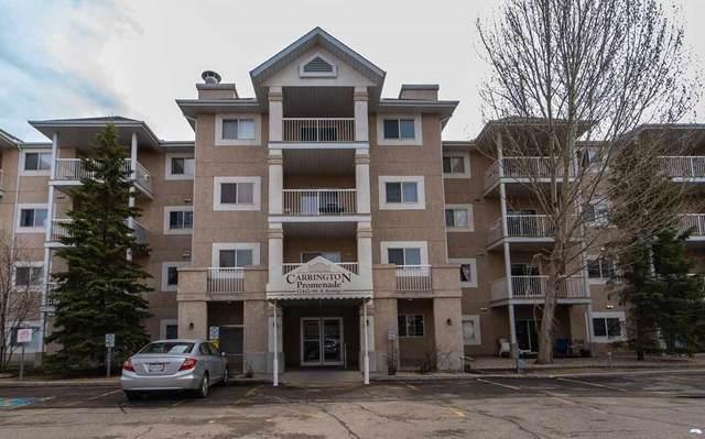 234 17447 98A Avenue, Edmonton, AB T5T 6M4 (#E4241504) :: Initia Real Estate