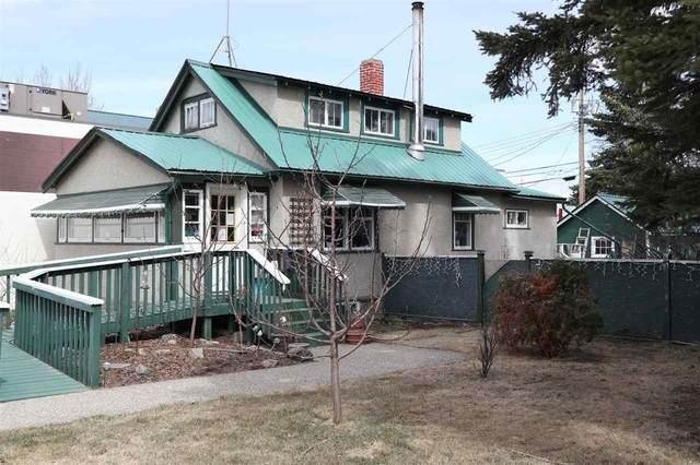 4823 Hankin Street, Thorsby, AB T0C 2P0 (#E4241525) :: Initia Real Estate