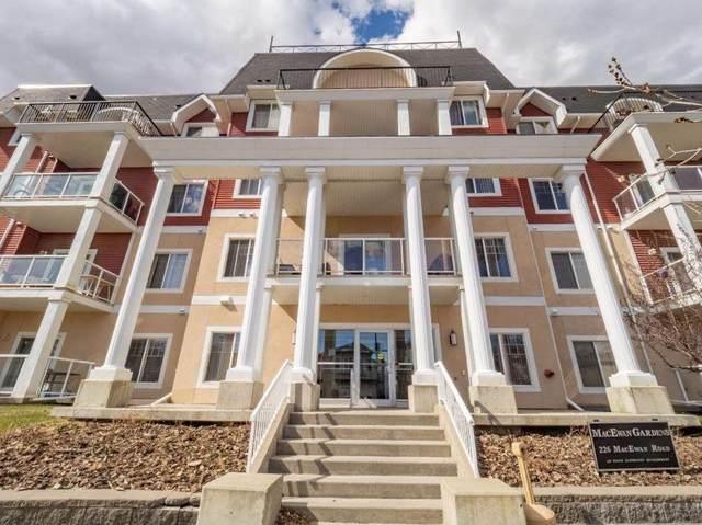 215 226 Macewan Road, Edmonton, AB T6W 0C5 (#E4241529) :: Initia Real Estate