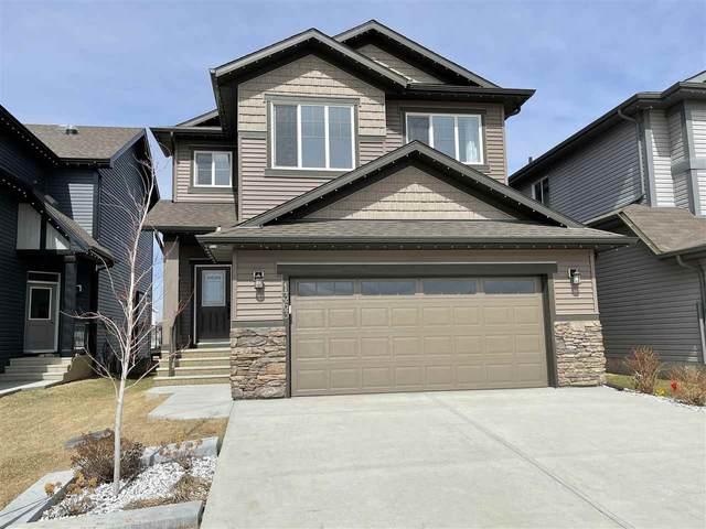 1363 Westerra Drive, Stony Plain, AB T7Z 0K7 (#E4241537) :: Initia Real Estate