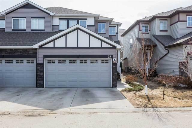 29-9350 211 Street, Edmonton, AB T5T 4T8 (#E4241546) :: Initia Real Estate