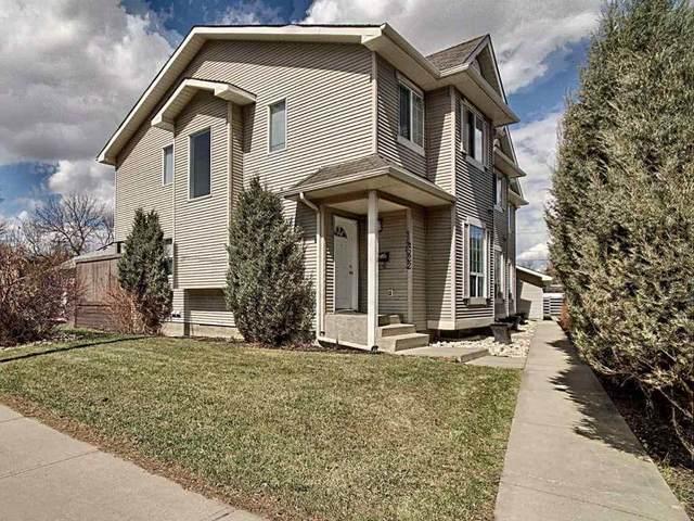 14624 Stony Plain Road, Edmonton, AB T5N 3S2 (#E4241549) :: Initia Real Estate