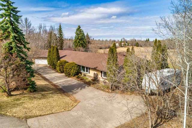 49 22106 South Cooking Lake Road, Rural Strathcona County, AB T8E 1J1 (#E4241557) :: Initia Real Estate
