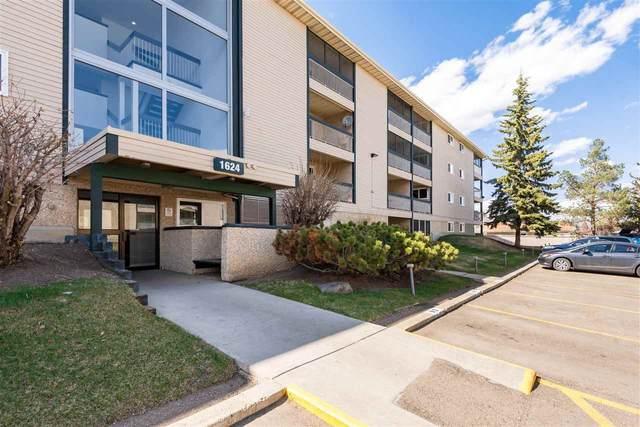 301 1624 48 Street, Edmonton, AB T6L 5P1 (#E4241560) :: Initia Real Estate