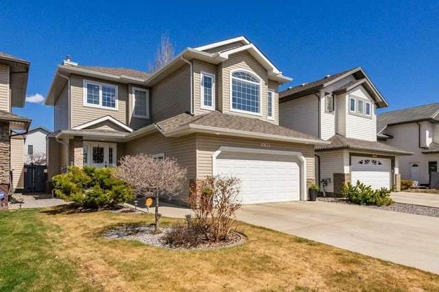 10624 180 Avenue, Edmonton, AB T5X 6J9 (#E4241561) :: Initia Real Estate