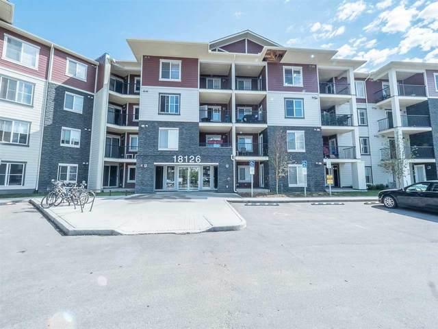 217 18126 77 Street, Edmonton, AB T5Z 3K9 (#E4241570) :: Initia Real Estate