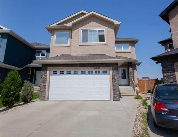 13808 163 Avenue, Edmonton, AB T6V 0H1 (#E4241572) :: Initia Real Estate