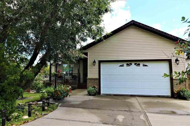 111 1st Street, Hay Lakes, AB T0B 1W0 (#E4241577) :: Initia Real Estate