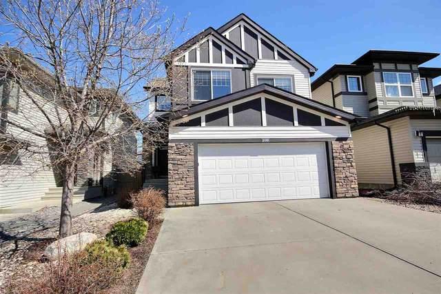 209 Secord Drive, Edmonton, AB T5T 4A7 (#E4241589) :: Initia Real Estate