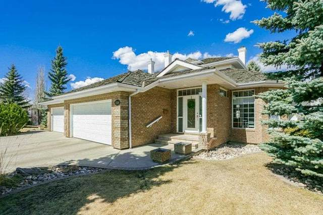 1524 Heffernan Close, Edmonton, AB T6R 2N7 (#E4241611) :: Initia Real Estate