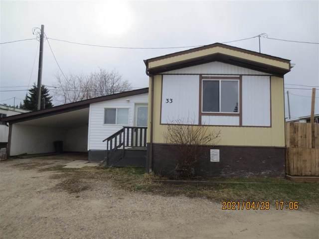 33 6026 13 Avenue, Edson, AB T7E 1N4 (#E4241615) :: Initia Real Estate