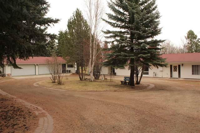 13-1510 Parkland Drive, Rural Parkland County, AB T7Y 2T6 (#E4241620) :: Initia Real Estate
