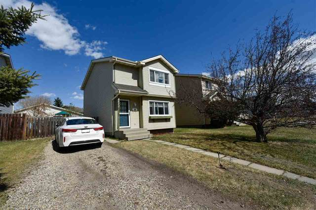 4572 32 AVE NW, Edmonton, AB T6L 5J4 (#E4241628) :: Initia Real Estate