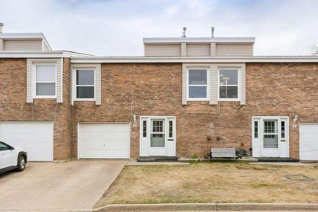 59 Grandview Ridge, St. Albert, AB T8N 1T3 (#E4241629) :: Initia Real Estate