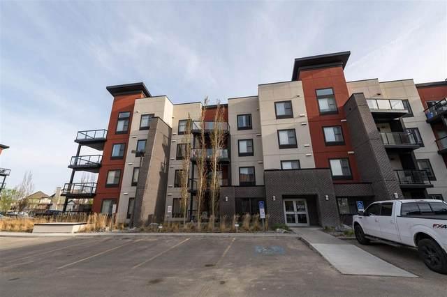 437 308 Ambelside Link, Edmonton, AB T6V 0V3 (#E4241630) :: Initia Real Estate