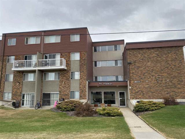 306 4503 51 Street, Leduc, AB T9C 5C1 (#E4241633) :: Initia Real Estate