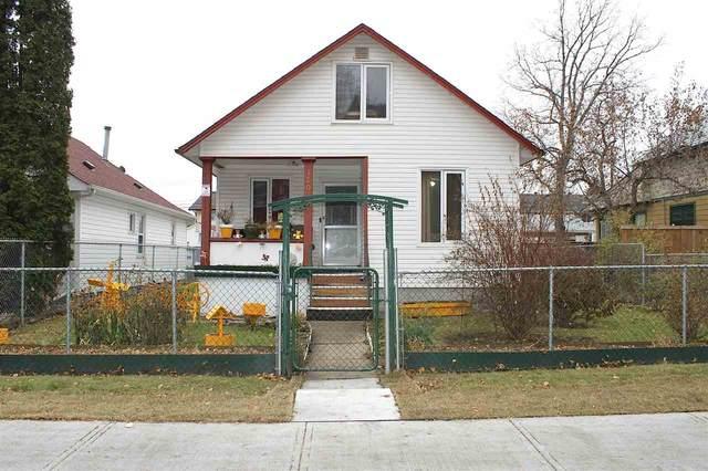 12024 81 Street, Edmonton, AB T5B 2S8 (#E4241634) :: Initia Real Estate