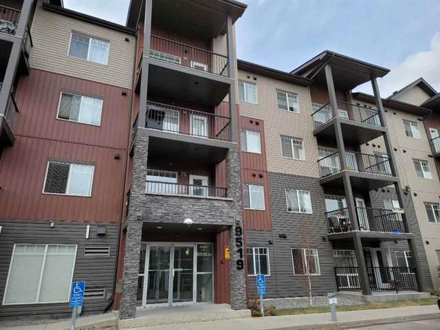 106 9519 160 Avenue, Edmonton, AB T5Z 0N1 (#E4241636) :: Initia Real Estate