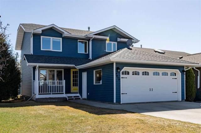 5415 46 Street, Stony Plain, AB T7Z 1E5 (#E4241645) :: Initia Real Estate