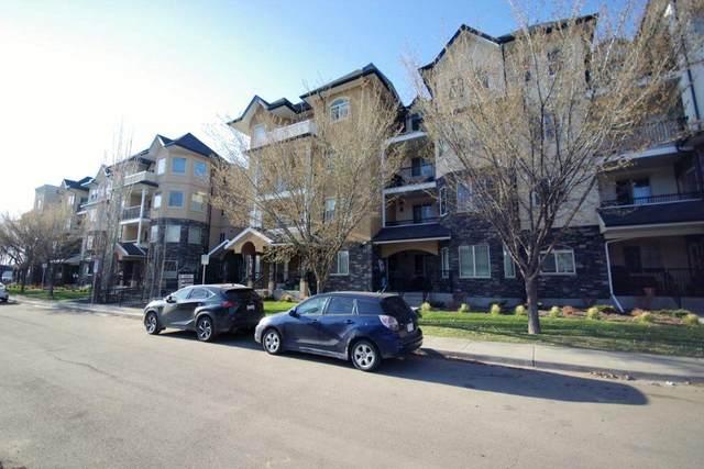 214 8730 82 Avenue, Edmonton, AB T6C 0Z1 (#E4241666) :: Initia Real Estate