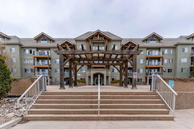 214 278 Suder Greens Drive, Edmonton, AB T5T 6V6 (#E4241668) :: Initia Real Estate