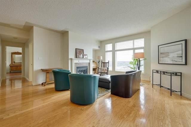 1205 9020 Jasper Avenue, Edmonton, AB T6H 3S8 (#E4241677) :: Initia Real Estate
